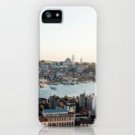 Perfect Turkish Sunsets - Istanbul, Turkey iPhone Case