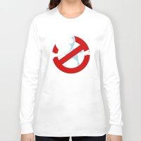kodama Long Sleeve T-shirts featuring Kodama Busters by adho1982