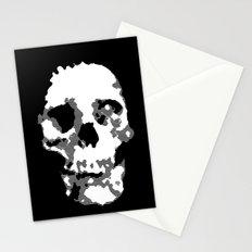 Skull 1 Stationery Cards