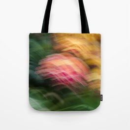 Gentle Ocean of Colors Tote Bag