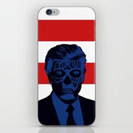 Trump Lives iPhone Skin