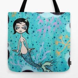 Mermaid: Come Here Sailor Tote Bag