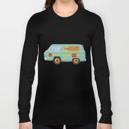 Mystery Machine - Scooby-Do!  II/III Long Sleeve T-shirt