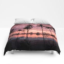 Club Tropicana Comforters