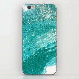 Riding the Waves iPhone Skin