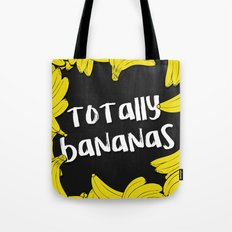 TOTALLY BANANAS II Tote Bag