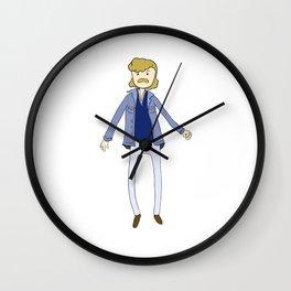 Zap! Wall Clock