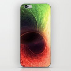 Tunnel Vision Distortion iPhone & iPod Skin