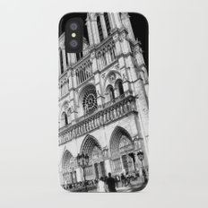 Notre Dame iPhone X Slim Case