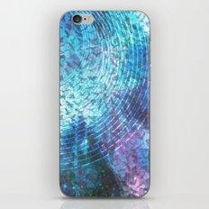 Bird Cosmos iPhone & iPod Skin