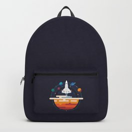 Space Shuttle & Solar System Backpack