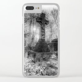 The Haunting Clear iPhone Case
