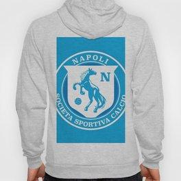 Naples Horse Football badge Hoody