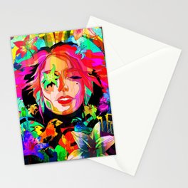 She Grows Violet x LM Stationery Cards