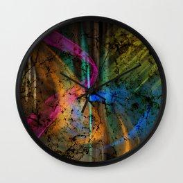 magica coloris Wall Clock