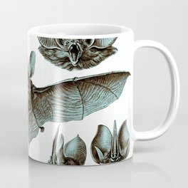 Ernst Haeckel Bats Moonlight Coffee Mug