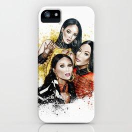 Balmain Girls iPhone Case