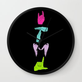 whatever total major looser/clueless    Wall Clock