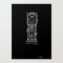 the witching hour. {blackxbone edition} Canvas Print