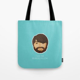 I Am The Bearded Fellow Tote Bag