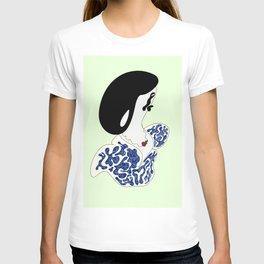 The Sad Mona Lisa T-shirt