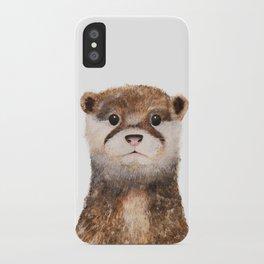 Little Otter iPhone Case