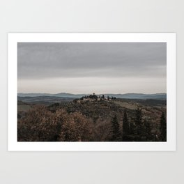 Tuscany 2 Art Print