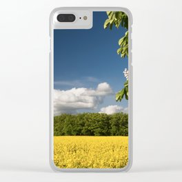 Springfield and blooming chestnut Clear iPhone Case