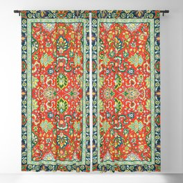 Persian Rug Blackout Curtain