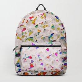 Holographic Bubblewrap Backpack