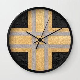 The Way - Redux edition Wall Clock
