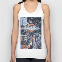 angels Tank Tops featuring Angels by Prime Vice