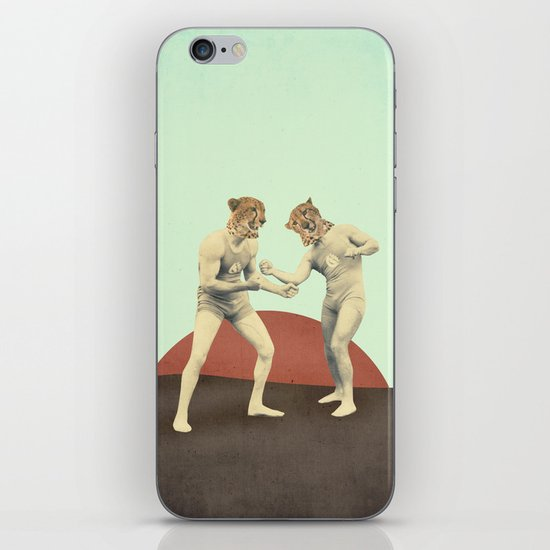 This Old World iPhone & iPod Skin