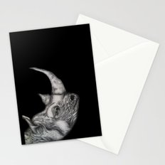 Roy in Black Stationery Cards