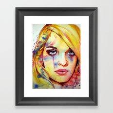 Jemma (VIDEO IN DESCRIPTION!) Framed Art Print