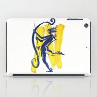archer iPad Cases featuring The Archer by coconuttowers