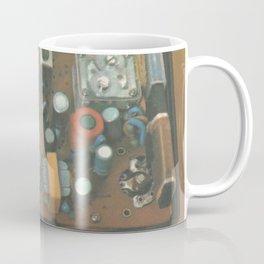 Radio disassembled Coffee Mug