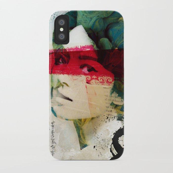 Saigon Sally iPhone Case