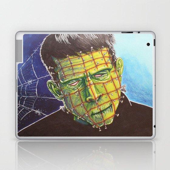 Franken-Pin Laptop & iPad Skin