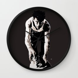 You better do it from the heart! Wall Clock