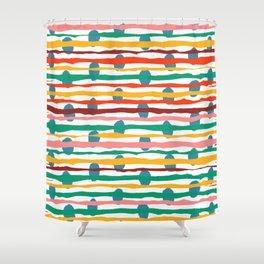 Artsy Morning Shower Curtain