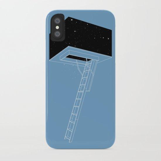 The Attic iPhone Case