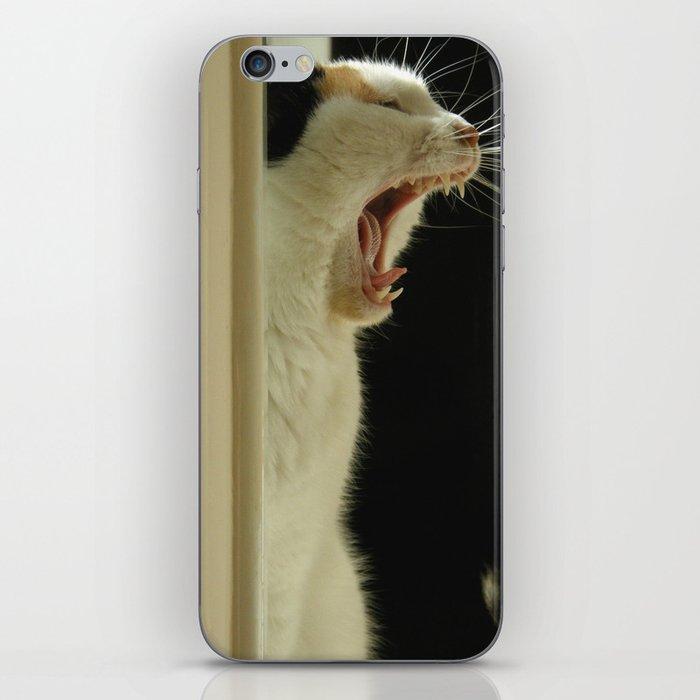Roar! I'm a lion! iPhone Skin