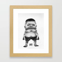 BOBOK Framed Art Print
