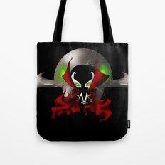 Chibi Spawn Tote Bag