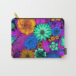 Flowers of the universe3 Carry-All Pouch