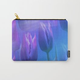 Dreamy tulips Carry-All Pouch
