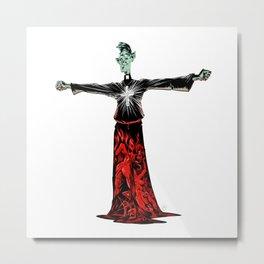 Exorcist Metal Print