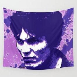 The Night Stalker: Richard Ramirez Wall Tapestry