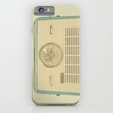 Radio Days iPhone 6s Slim Case